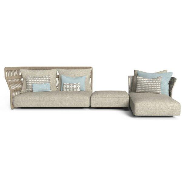Sofa Set Cliff 3 teilig