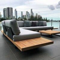 Lounge Set Truro 3 teilig