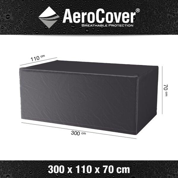Aero-Cover Garden Table 300x110x70 cm
