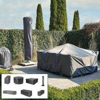 Aero-Cover Lounge Bench 250x100x70 cm