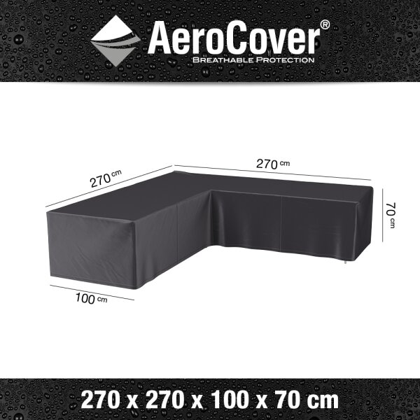 Aero-Cover Lounge Set 270x100x70 cm