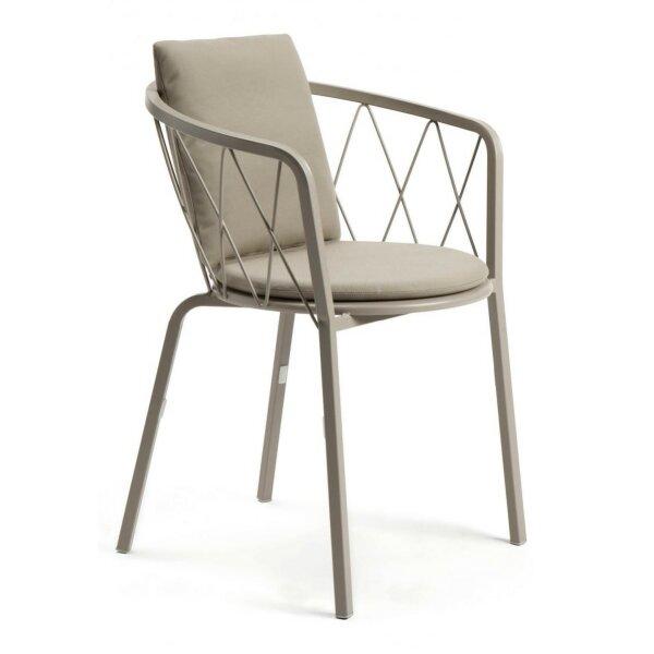 Dining Armchair Desiree Metall