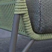 Sofa Set Altoro Green 4 teilig
