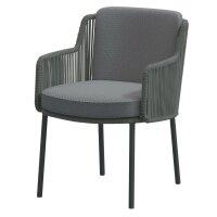 Dining Chair Bernini Platinum