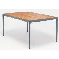 Tisch Four Bambu Grey