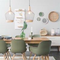 Table Glimps 120/162x80x76 cm