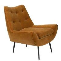 Lounge Sessel Glodis Samt