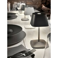 Outdoor Table Lamp Neapel square