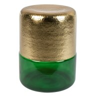 Side Table Cave Green