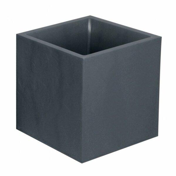 Vase Quadratisch Vulcano