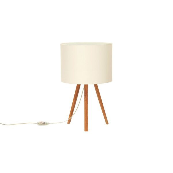 Floor lamp Luca Stand Little Oak natural finish