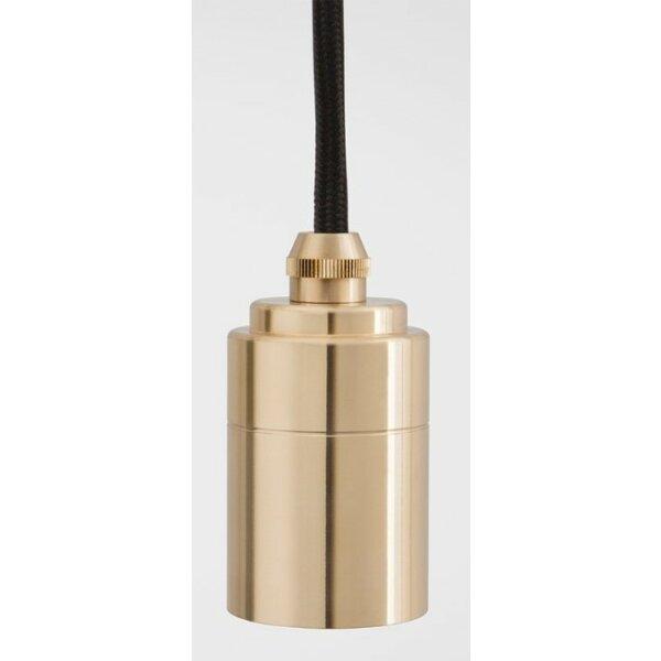 Porta di lampada in ottone