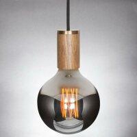 Lamp Minerva Silver Smoke