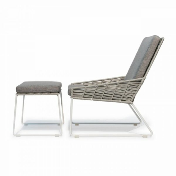 Sessel + Hocker Set River