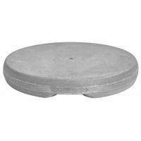 Glatz base in cemento Z 90kg Ø75cmx11cm...