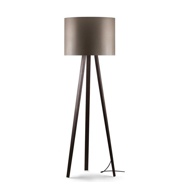 Floor lamp Luca Lean Oak natural finish