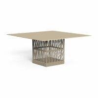 Cliff tavolo pranzo 150x150 cm