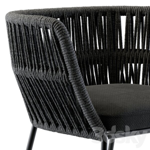 Cliff dining armchair