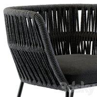 Cliff dining armchair