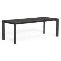 Milo ceramica tavolo pranzo allungabile 160/215x95 cm