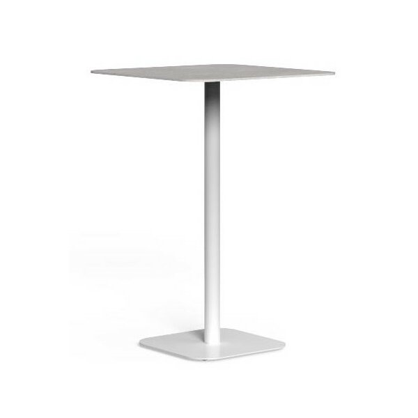 Moon Alu table 70x70 cm