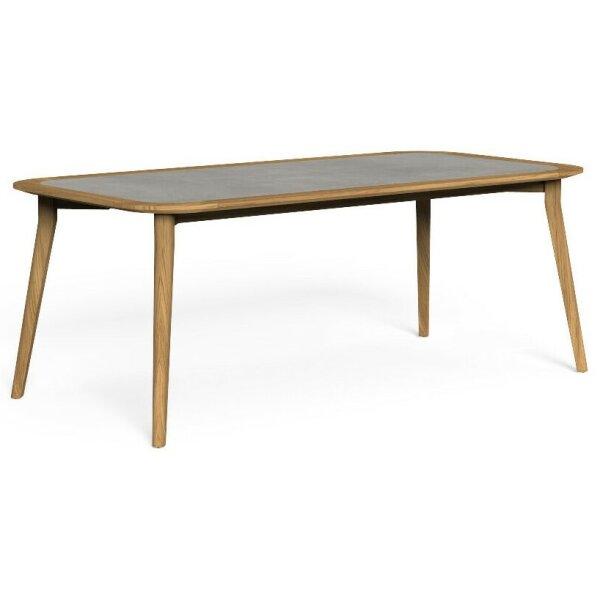 Moon Teak dining table 260x110 cm