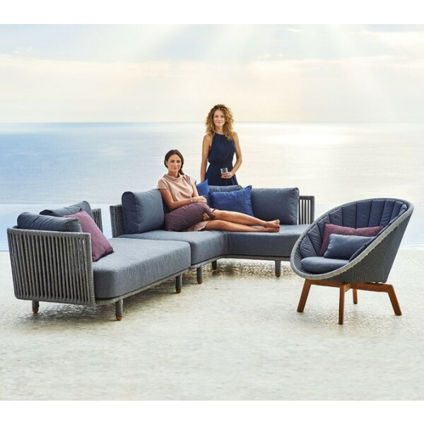Moments 2-Sitzer Sofa