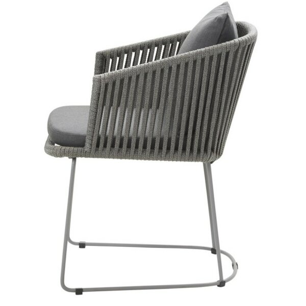 Moments Armchair not stackable