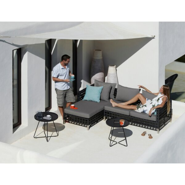 Comfy Scatter Cushion Turquoise 50x50x12 cm