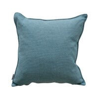 Kissen Comfy Scatter Türkis 50x50 cm