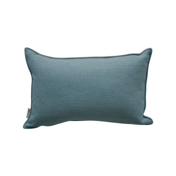 Comfy Scatter Cuscino Turchese 32x52x12 cm