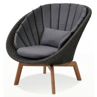 Peacock Lounge Armchair Rope