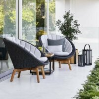 Peacock Lounge Armchair Rope