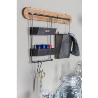 Marley wall rack