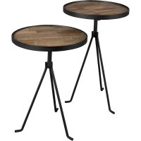 Side table Tides set of two