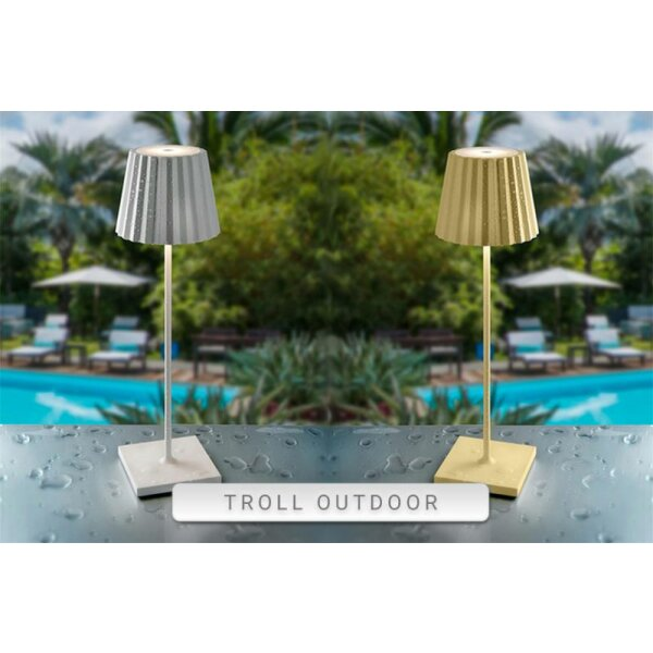 Outdoorlamp Troll High LED