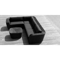 Sofa Set Savannah Black