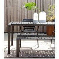 Garden Table Vondel 168,5x87,2x75 cm