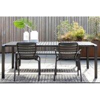 Garden Table Vondel 214x96,7x75 cm