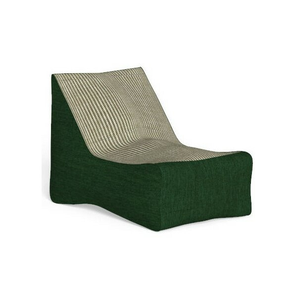 Green bicoloured